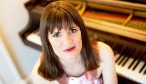 Composer Kati Agócs.