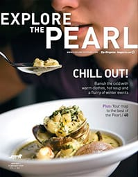 Explore the Pearl soup cover
